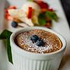 Hot Chocolate Lava Cake at Three's Bar & Grill in Kihei. © 2013 Sugar + Shake
