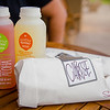 Wow Wow Lemonade and The Market Maui sandwiches for lunch. © 2015 Sugar + Shake