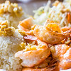 Big Wave Shrimp shrimp plate. © 2013 Sugar + Shake