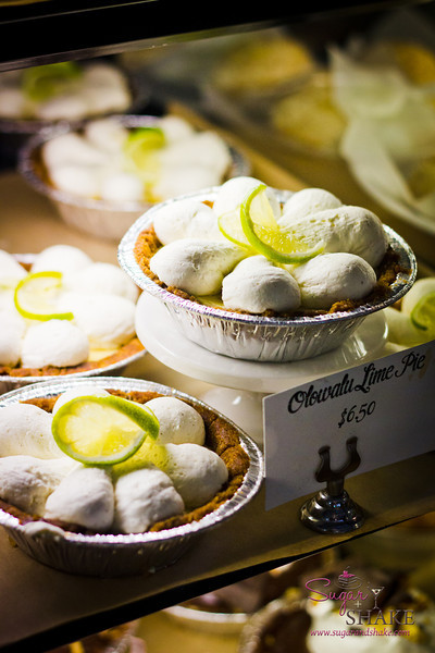 ...Or these Olowalu Lime Pies (made with local limes)... © 2012 Sugar + Shake