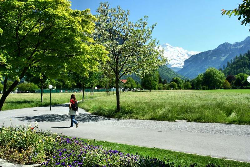 Parque Höhematte