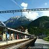 Estação de Trem de Interlaken