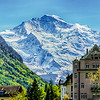 Montanha Jungfrau