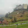 Lenzburg et la colline de son château