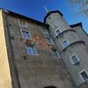 Baden - Ancien château des baillis, Landvogteischloss