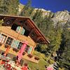 Un faciès bien suisse au pied du lac Oeschinensee