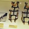 Berne - Musée des Alpes suisses - Crampons inventés par Oscar Eckenstein