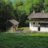 Ballenberg - Maison d'habitation et cave à lait du canton d'Uri (Erstfeld - 1730)