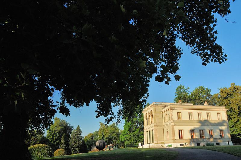 Genève - Musée d'Histoire des Sciences