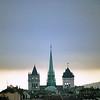 Genève - Vieille ville et cathédrale Saint-Pierre