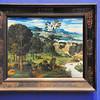 Genève - Musée d'Art et d'Histoire - Paysage avec scènes de chasse, cercle de Joachim Patinir, vers 1530