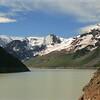 Lac des Dix - Mont Blanc de Cheillon, La Ruinette, La Luette, La sale