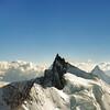 Zinalrothorn, Ober Gabelhorn, Dent d'Hérens
