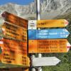 Aiguille de la Tsa et la multitude de randonnées possibles