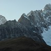 Aiguille de Triolet, mont Dolent