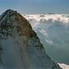 Dent Blanche et Mont Blanc (au fond)