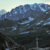 Col du Grand Saint-Bernard - Grand Combin de Valsorey, Grand Combin de Grafeneire, aiguille et mont Vélan
