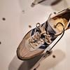 Ouchy - Musée Olympique - Chaussure de saut à la perche de Sergey Bubka, Séoul 1988