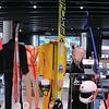 Ouchy - Musée Olympique - Equipement de saut à ski de Jason Lamy-Chappuis, Vancouver 2010