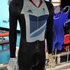 Ouchy - Musée Olympique - Combinaison de cyclisme sur piste de Chris Hoy, Londres 2012