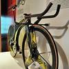 Ouchy - Musée Olympique - Réplique du vélo Lotus de Chris Boardman, Barcelone 1992