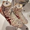 Ouchy - Musée Olympique - Chaussures de lutte de Ryutaro Matsumoto, Londres 2012