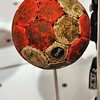 Ouchy - Musée Olympique - Ballon de la finale de Handball, Beijing 2008