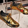 Ouchy - Musée Olympique - Chaussures de Michael Johnson, Atlanta 1996
