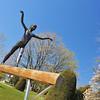 Ouchy - Musée Olympique - La Gymnaste - John Robinson, 1993