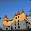 Nyon - Récupération au logiciel d'une erreur d'exposition sur le château
