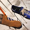 Ouchy - Musée Olympique - Chaussures de Pietro Mennea, Moscou 1980
