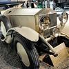 Château de Grandson - Musée des voitures anciennes - Rolls Royce de Greta Garbo