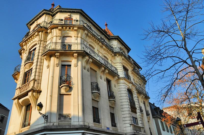 Nyon - Place Saint-Martin