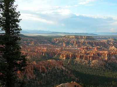Bryce Canyon.  This is defineltly one of my favorite places.  Would really like to go back someday.