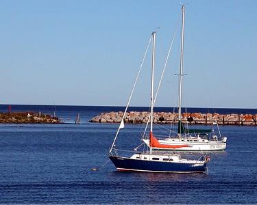 Harbor, Mackinaw Island, Michigan