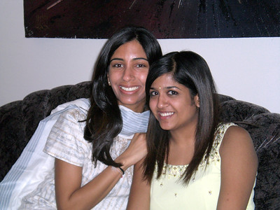 Me and Purvi, take two (Thursday)