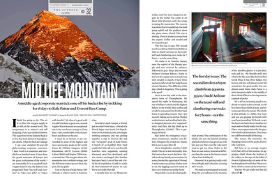 The Outdoor Journal Monsoon 2013  http://www.outdoorjournal.in/articles/journal/2013/09/05/trek-everest-base-camp-kala-pattar