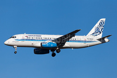 Airline Color Scheme - Introduced 2009 (second)