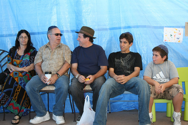 Sukkot & Simchas Torah 2008