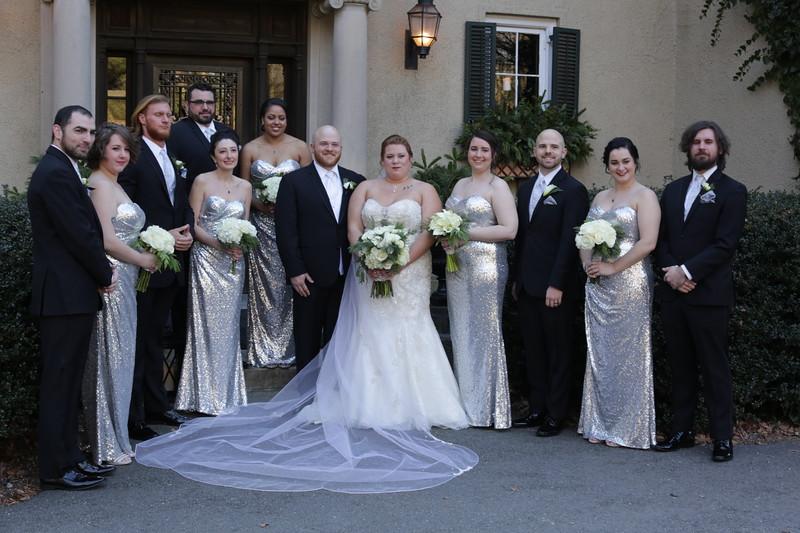 Sullivan - Fournier Wedding
