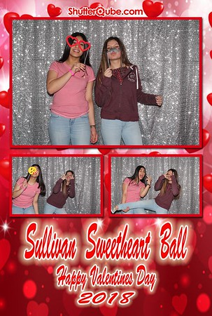 Sullivan Middle School Sweetheart Ball 2-9-18