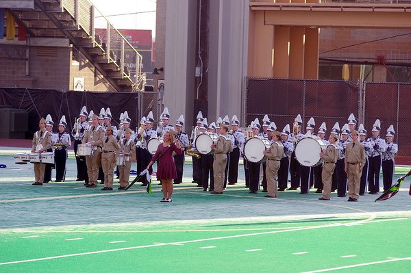Sultan Marching & PEP Bands 2007