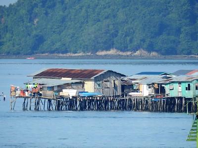 Kota Kinabalu (Borneo), Malaysia