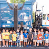 Fast Forward 1st Grade students learn about the importance of recycling from our friends at CR&R.