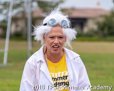 Summer Academy 2018