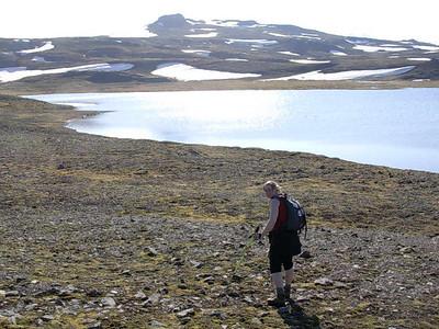 Á leið að Egilsseli