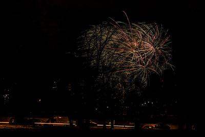 New Year 2016 - Uusi Vuosi 2016