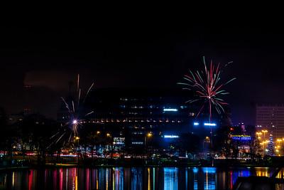New Year 2017 - Uusi Vuosi 2017