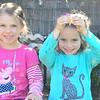 Amalia and her best friend Leila