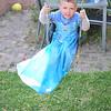 Lucas aka Queen Elsa